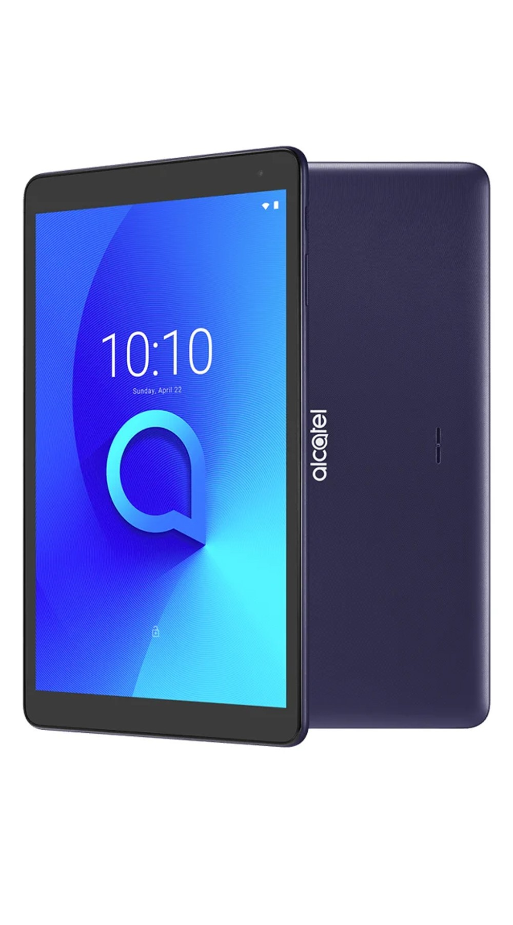 Alcatel Tab 1T 10 WifI Flipcase - Screen Protector