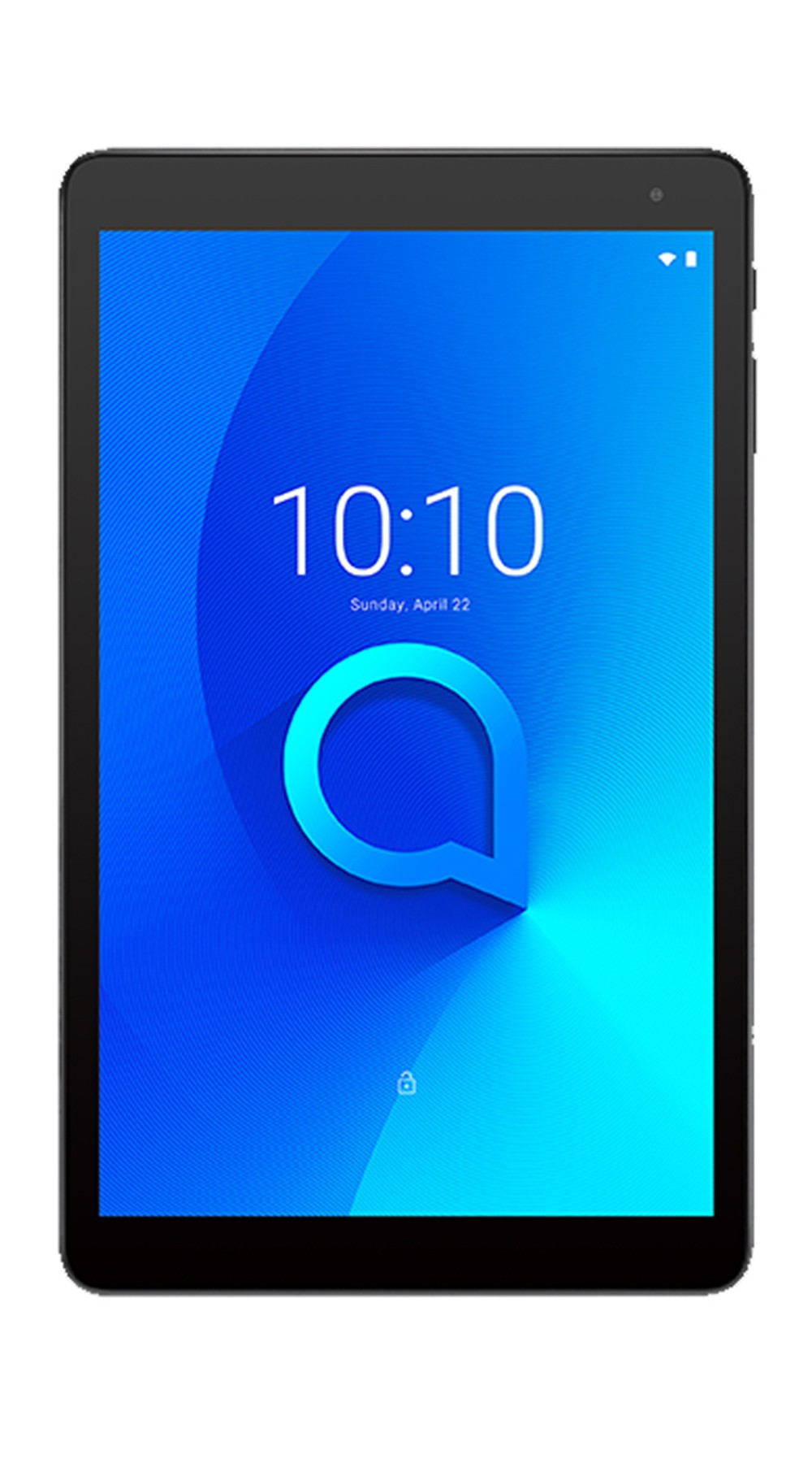 Alcatel Tab  1T 7 3G - Flipcase - Screen Protector
