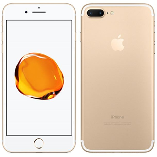 Apple iPhone 7 Plus 128 GB Gold