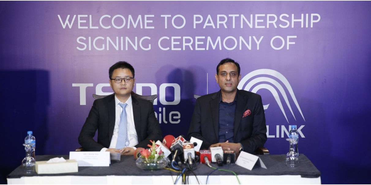 Airlink Partners with the Popular Chinese Smartphone Manufacturer TECNO