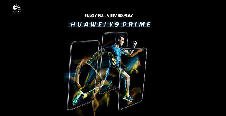5 Reasons to Buy Huawei Y9 Prime 2019