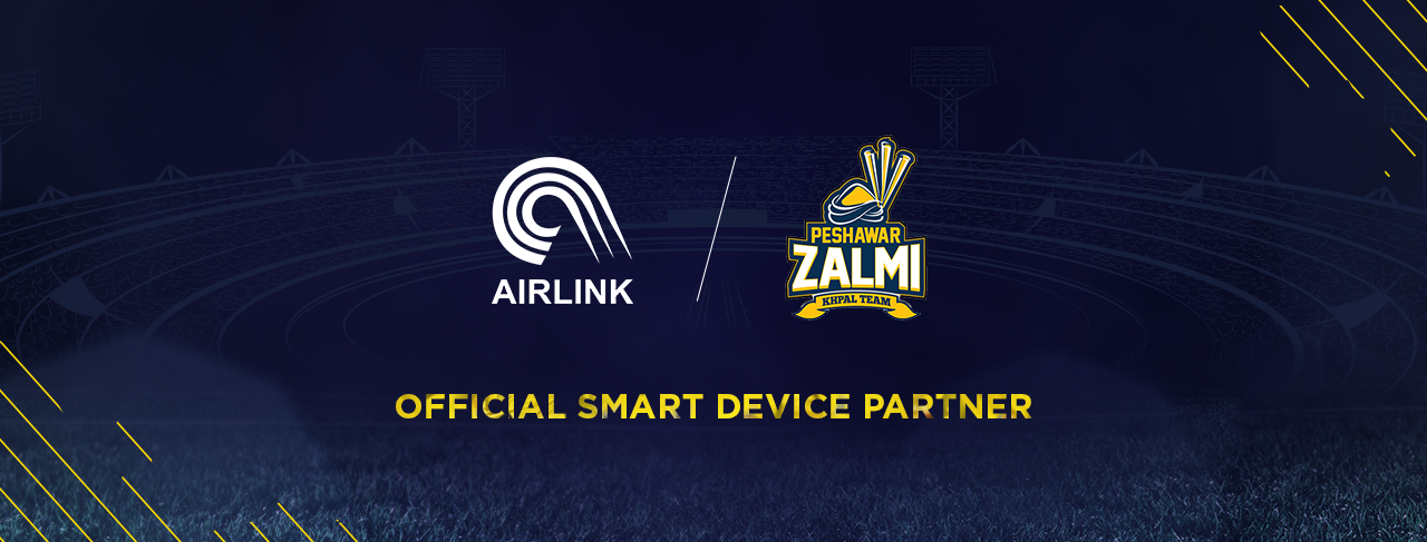 Airlink and Peshawar Zalmi