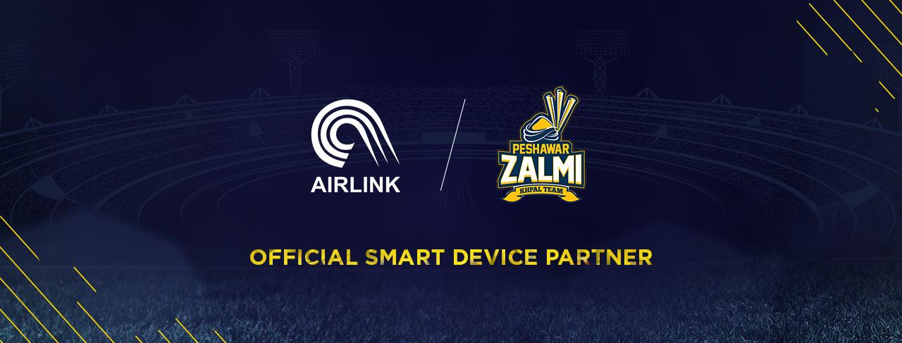 Airlink and Peshawar Zalmi